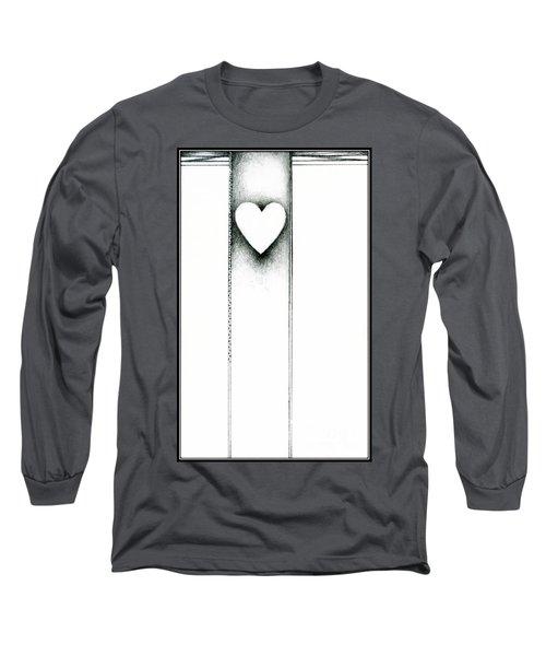 Ascending Heart Long Sleeve T-Shirt