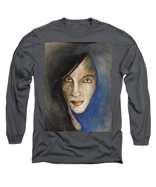 Ash  Long Sleeve T-Shirt by Steve  Hester