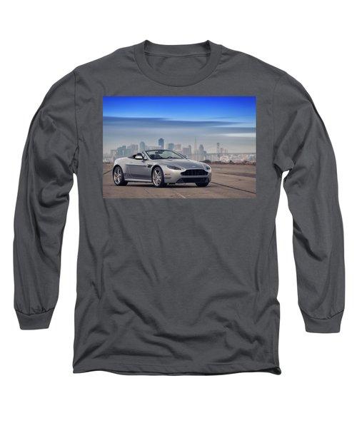#astonmartin #print Long Sleeve T-Shirt