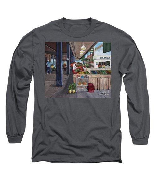 Atwater Market Long Sleeve T-Shirt