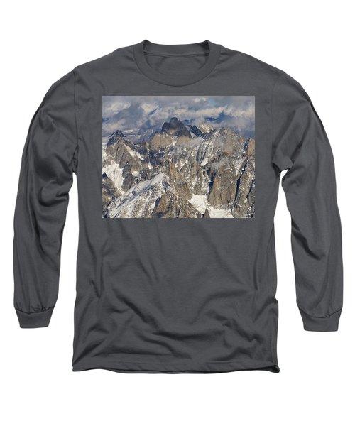 Auguille Du Midi Long Sleeve T-Shirt