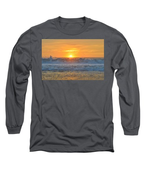 August Sunrise   Long Sleeve T-Shirt