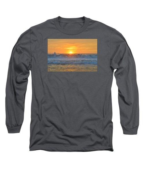 August Sunrise   Long Sleeve T-Shirt