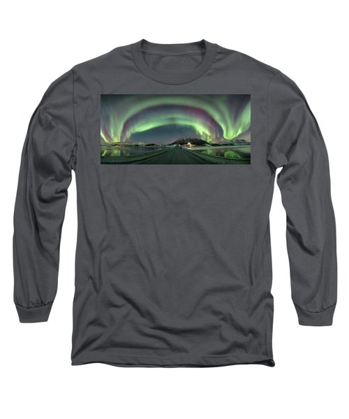 Aurora Panoramic Long Sleeve T-Shirt
