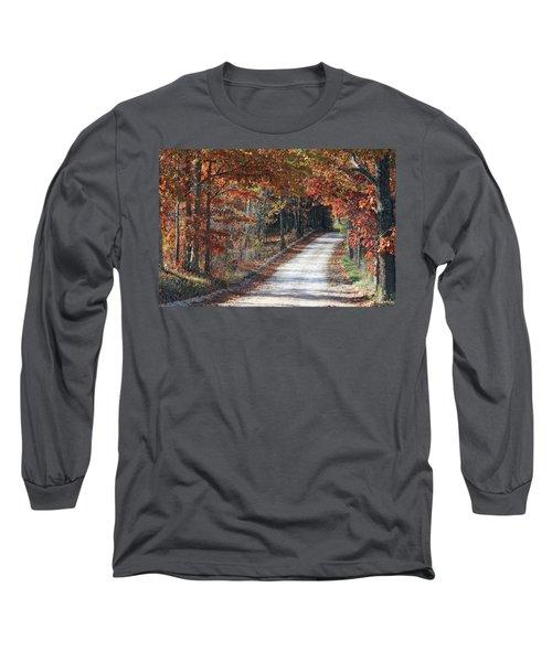 Autumn Drive Long Sleeve T-Shirt