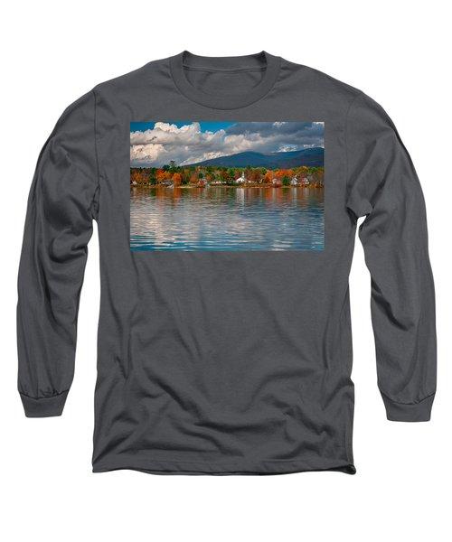 Autumn In Melvin Village Long Sleeve T-Shirt