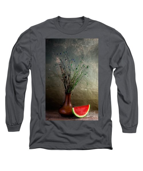 Autumn Still Life Long Sleeve T-Shirt