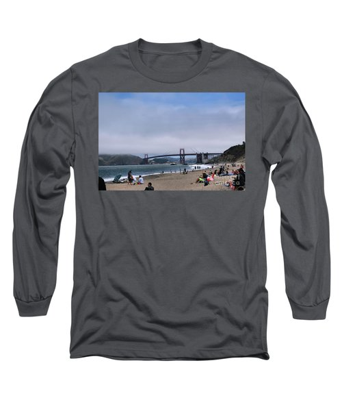 Baker Beach Long Sleeve T-Shirt