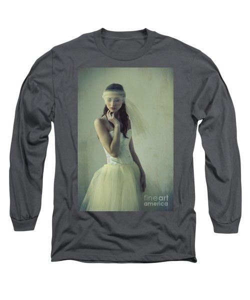 Ballerina Long Sleeve T-Shirt by Diane Diederich