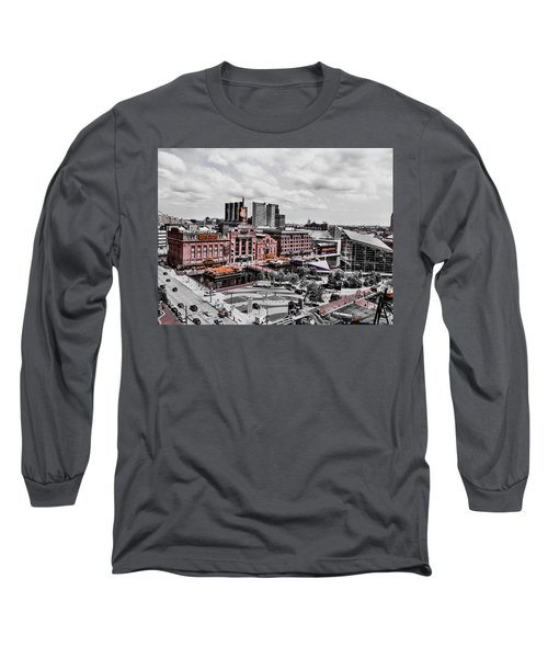 Baltimore Power Plant Long Sleeve T-Shirt