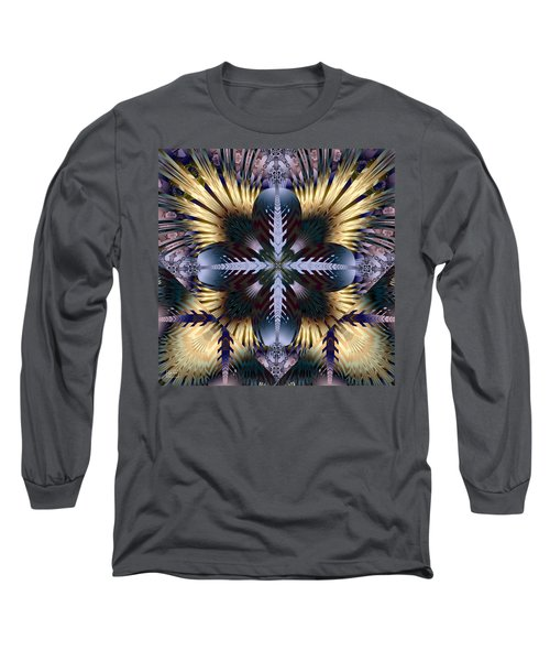 Banshee Long Sleeve T-Shirt by Jim Pavelle