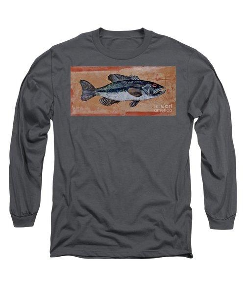 Bass Long Sleeve T-Shirt