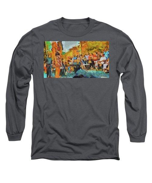Beaches Jazz Festival Long Sleeve T-Shirt