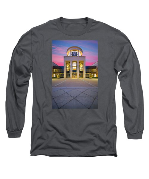 Beaver County Courthouse  Long Sleeve T-Shirt