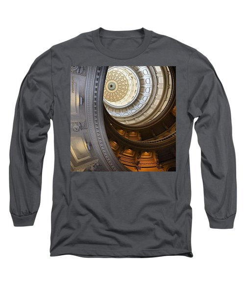 Been Playing #lobbyist And Snapping Long Sleeve T-Shirt by Austin Tuxedo Cat