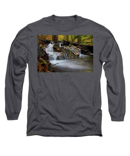 Bodetal, Harz Long Sleeve T-Shirt by Andreas Levi
