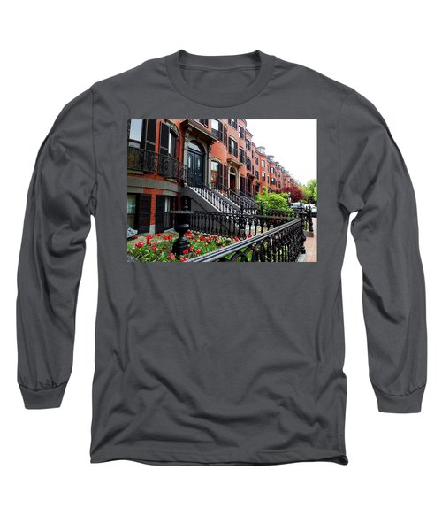 Boston's South End Long Sleeve T-Shirt