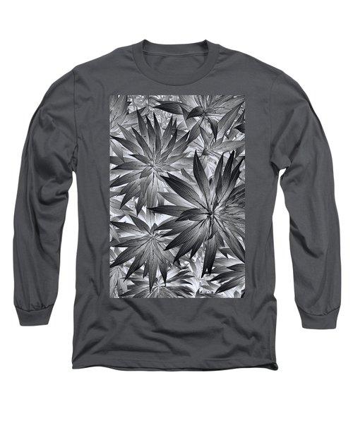 Long Sleeve T-Shirt featuring the photograph Botanical by Wayne Sherriff