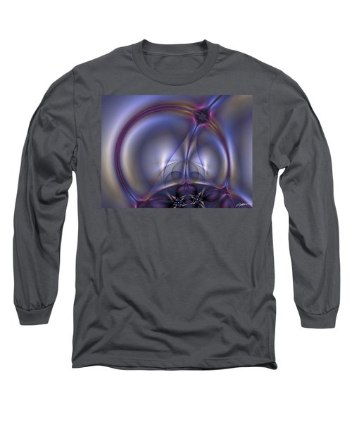 Bound By Light Long Sleeve T-Shirt by Casey Kotas