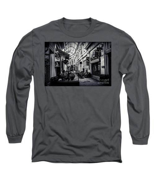 Monochrome Bucharest  Macca - Vilacrosse Passage Long Sleeve T-Shirt