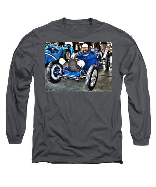 Bugatti Long Sleeve T-Shirt by Josh Williams