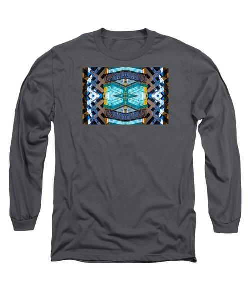 Burberry N83 V1 Long Sleeve T-Shirt by Raymond Kunst