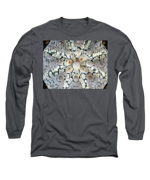 Cactus 2 Long Sleeve T-Shirt by Selena Boron