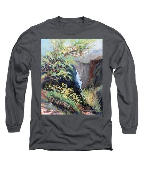 Canyon Land Long Sleeve T-Shirt