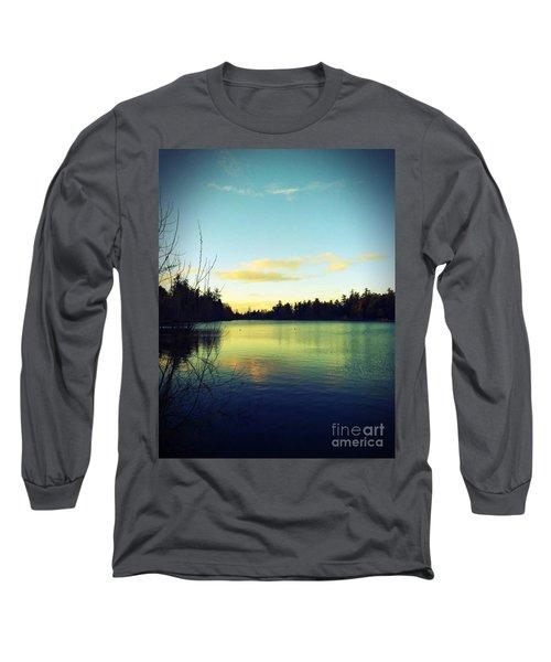 Center Of Peace Long Sleeve T-Shirt