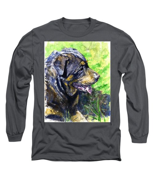 Chaos Long Sleeve T-Shirt by John D Benson