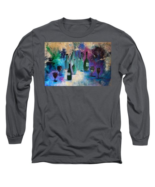 Cheers Long Sleeve T-Shirt by Lisa Kaiser