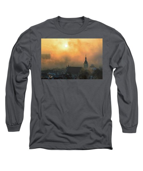 Church Of Our Lady Victorious, Prague, Czech Republic. Long Sleeve T-Shirt