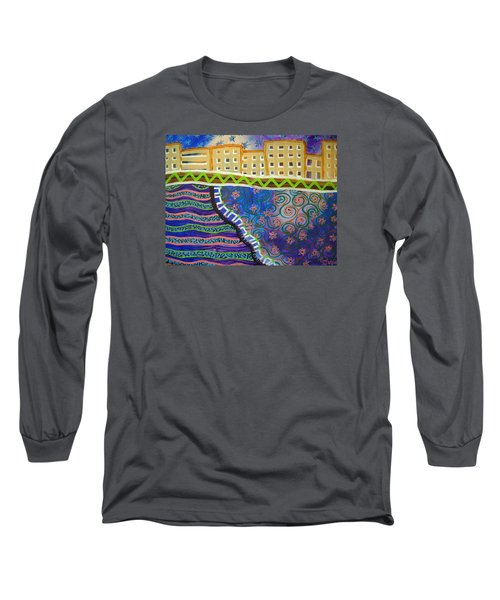 City Scape Long Sleeve T-Shirt