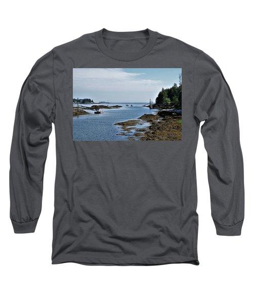 Coastal Maine Long Sleeve T-Shirt
