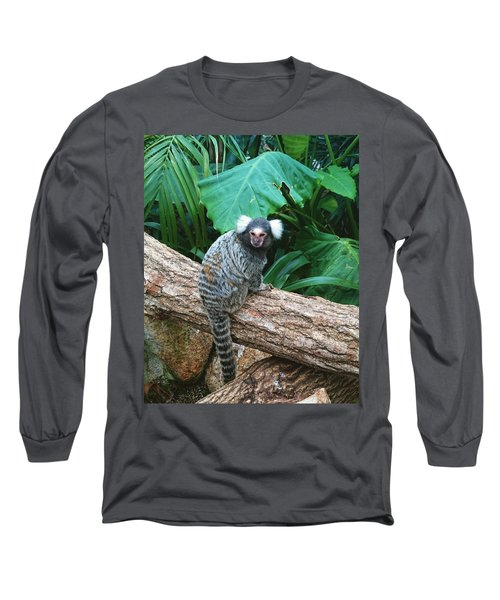 Commonmarmoset  Long Sleeve T-Shirt