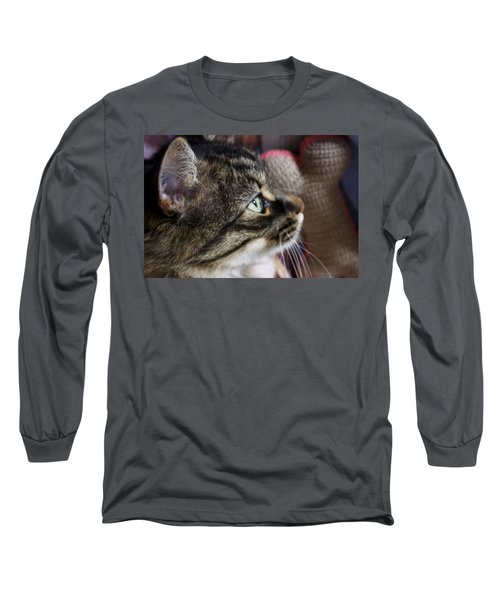Concentration Long Sleeve T-Shirt