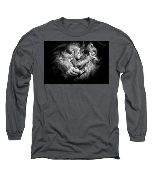 Cradle Long Sleeve T-Shirt