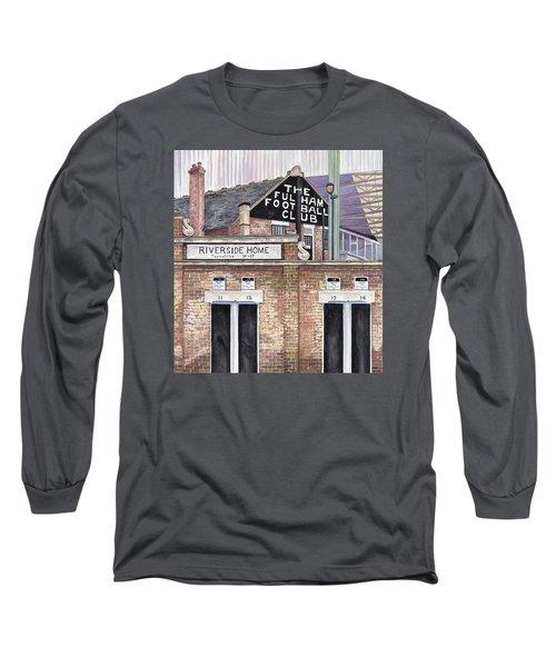 Craven Cottage Long Sleeve T-Shirt