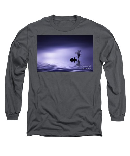 Long Sleeve T-Shirt featuring the photograph Cruise by Bess Hamiti