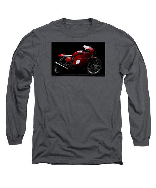 Custom Thruxton Long Sleeve T-Shirt