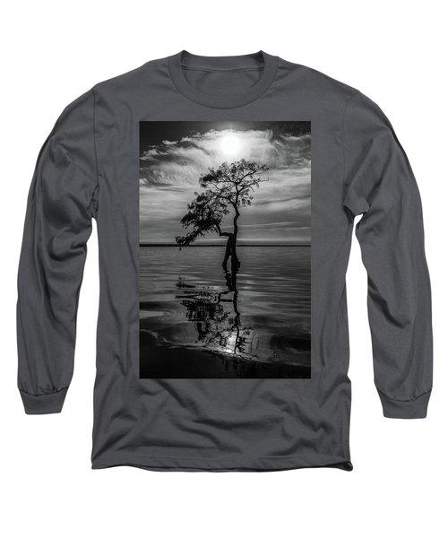 Cypress Reflections Long Sleeve T-Shirt