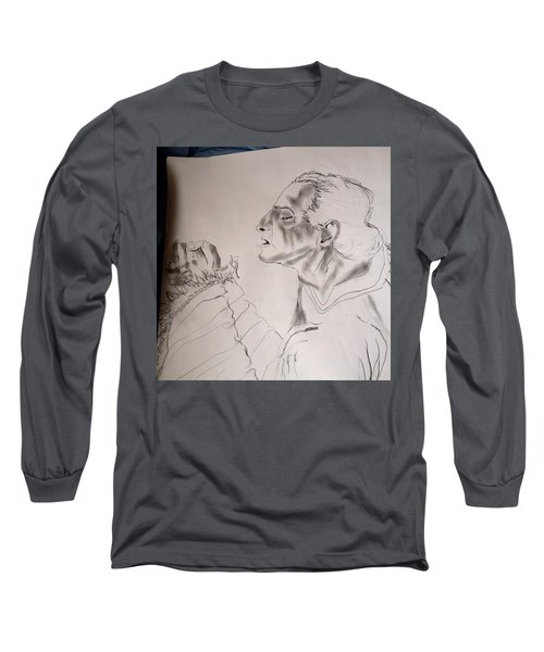 Daniel Praying Long Sleeve T-Shirt