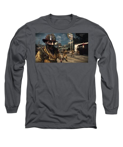 Dead Rising 3 Long Sleeve T-Shirt