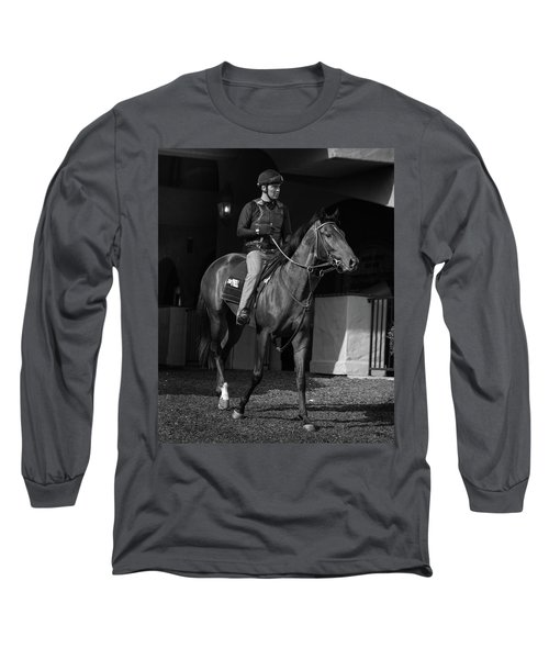 Del Mar Paddock Long Sleeve T-Shirt