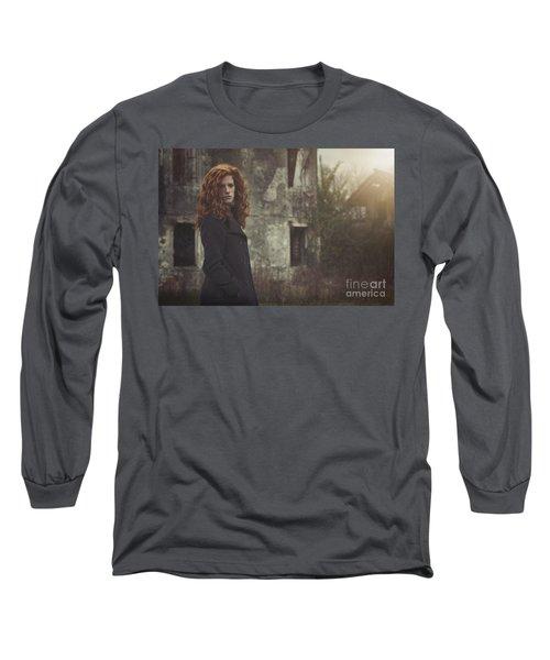 Des Poussieres De Toi Long Sleeve T-Shirt