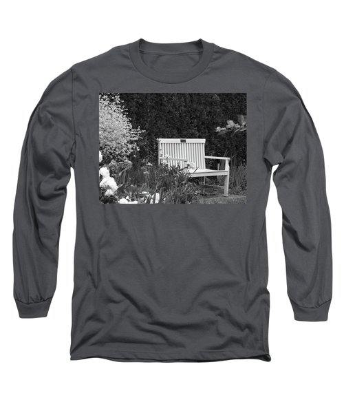 Desolate In The Garden Long Sleeve T-Shirt