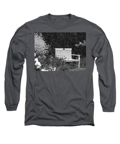 Desolate In The Garden Long Sleeve T-Shirt