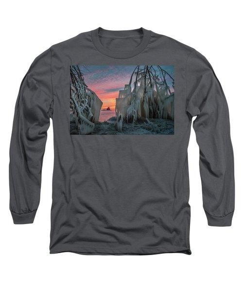 Distant Lighthouse Long Sleeve T-Shirt