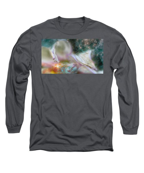 Dragon At The Ego Gate Long Sleeve T-Shirt