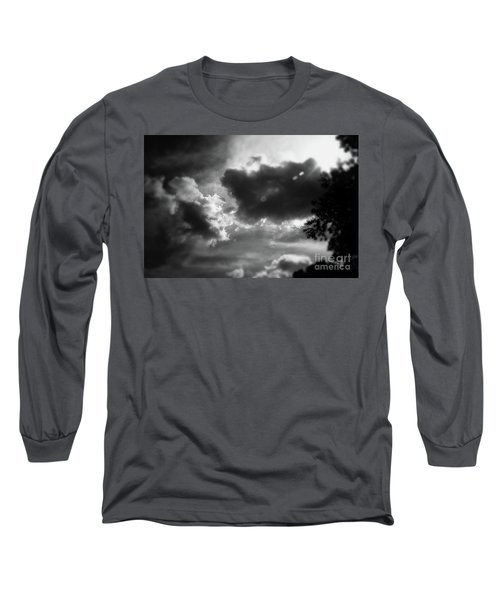 Drama In The Sky Long Sleeve T-Shirt